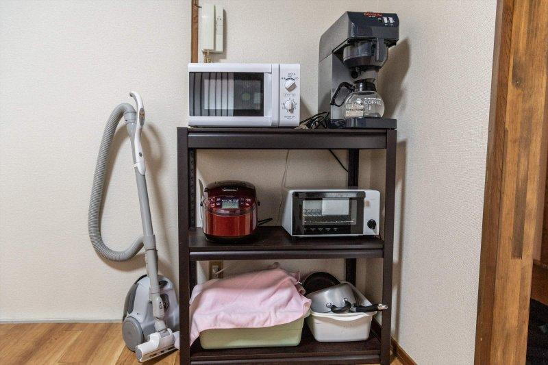 キッチン用電化製品
