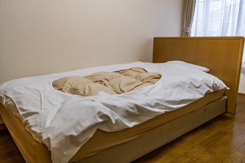 ベッド&布団